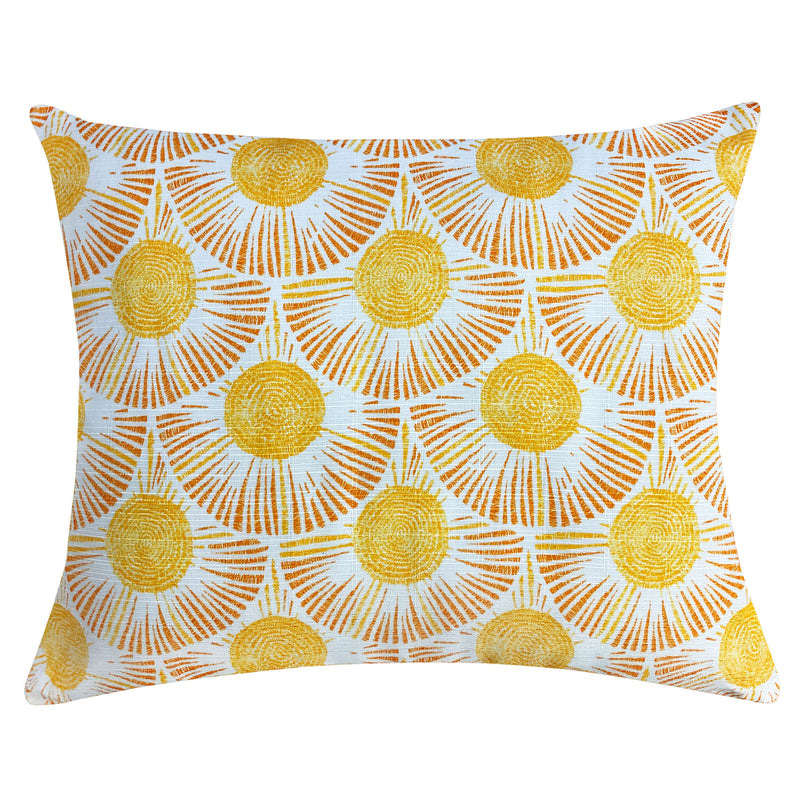 Fairfield Pillow | Size 18X22 | 2-Pack | Color Yellow