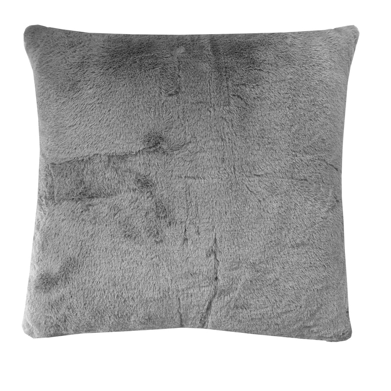 Foxy Pillow | Size 20X20 | Color Silver
