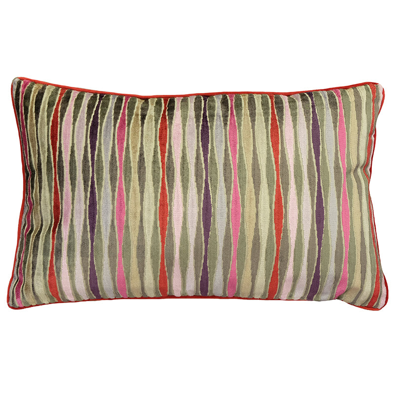 Frankie Pillows | Size 16X26 | Color Berry