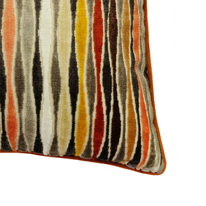 Frankie Pillows | Size 23X23 | Color Amber