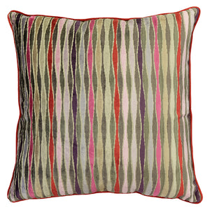 Frankie Pillows | Size 23X23 | Color Berry