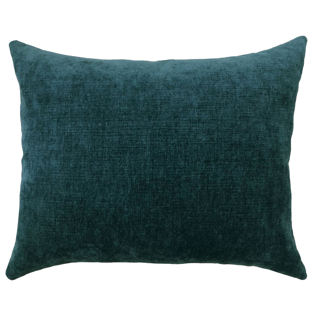 Gabbana Pillow | Size 18X22 | Color Denim