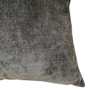 Gabbana Pillow | Size 18X22 | Color Gray