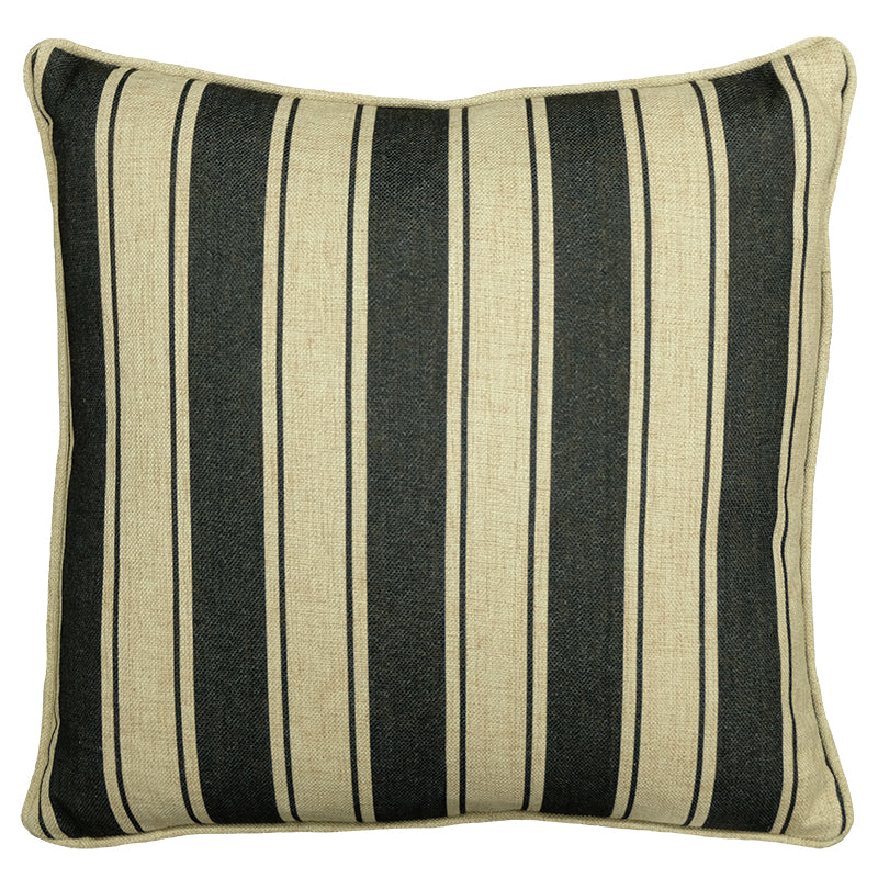 Galiano Pillows | Size 20X20 | Color Charcoal