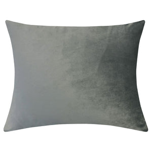 Galvan Pillow | Size 18X22 | Color Gray