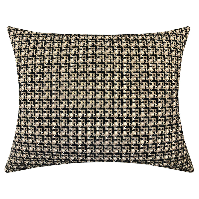 Galvan Pillow | Size 18X22 | Color Black
