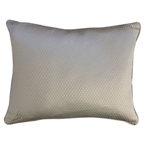 Geo Pillow | Size 20X26 | Color Gray