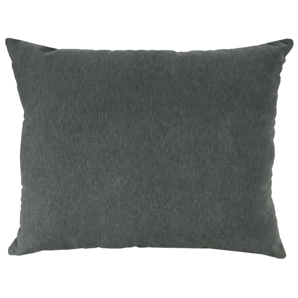 Giada Outdoor Pillow | Size 18X22 | Color | Gray