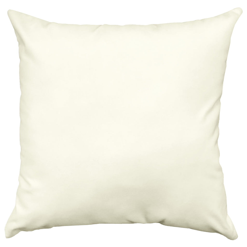 Giada Outdoor Pillow | Size 23X23 | Color | Ivory