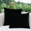 Giada Outdoor Pillow | Size 23X23 | Color | Black