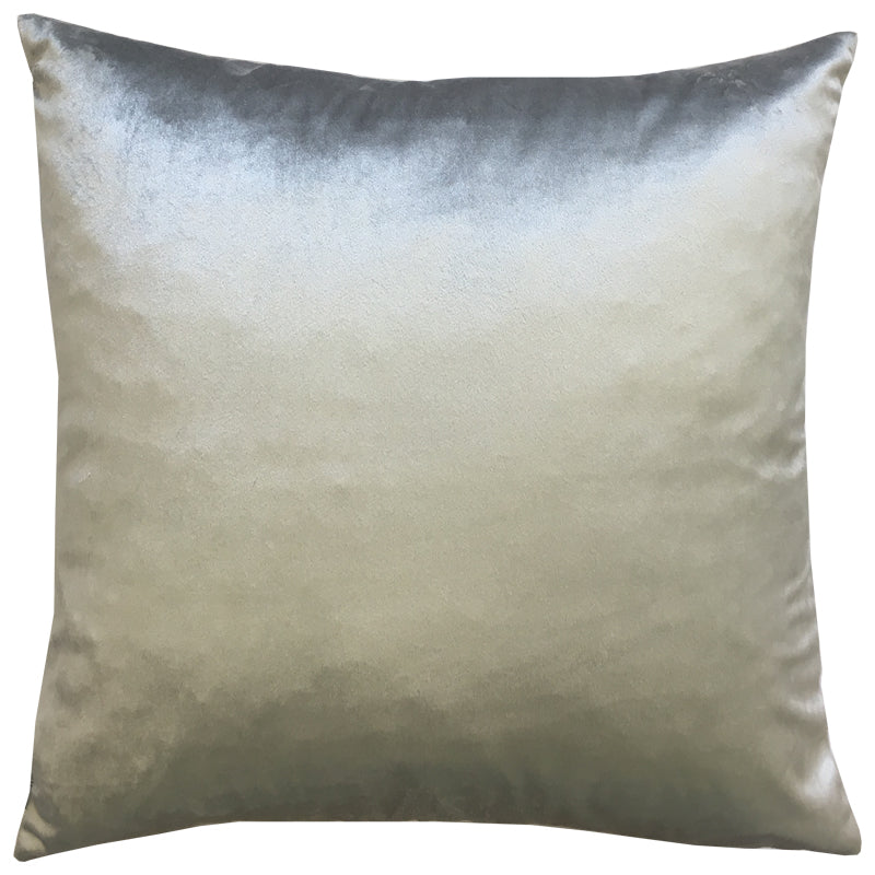 Gian 2 Pack Pillows | Size 20X20 | Color Silver
