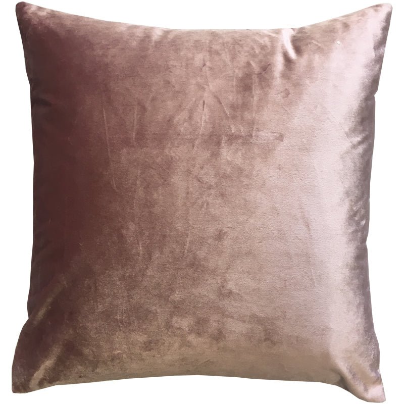 Gian 2 Pack Pillows | Size 20X20 | Color Rose