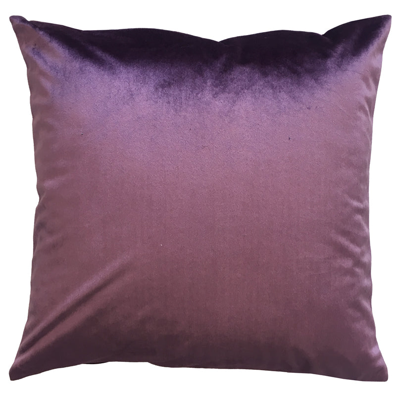 Gian 2 Pack Pillows | Size 20X20 | Color Amethyst