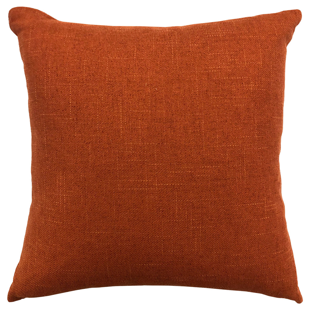 Halsey Pillow | Size 20X20 | Color Spice