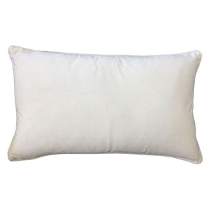 Halston Pillows | Size 16x26 | Color White