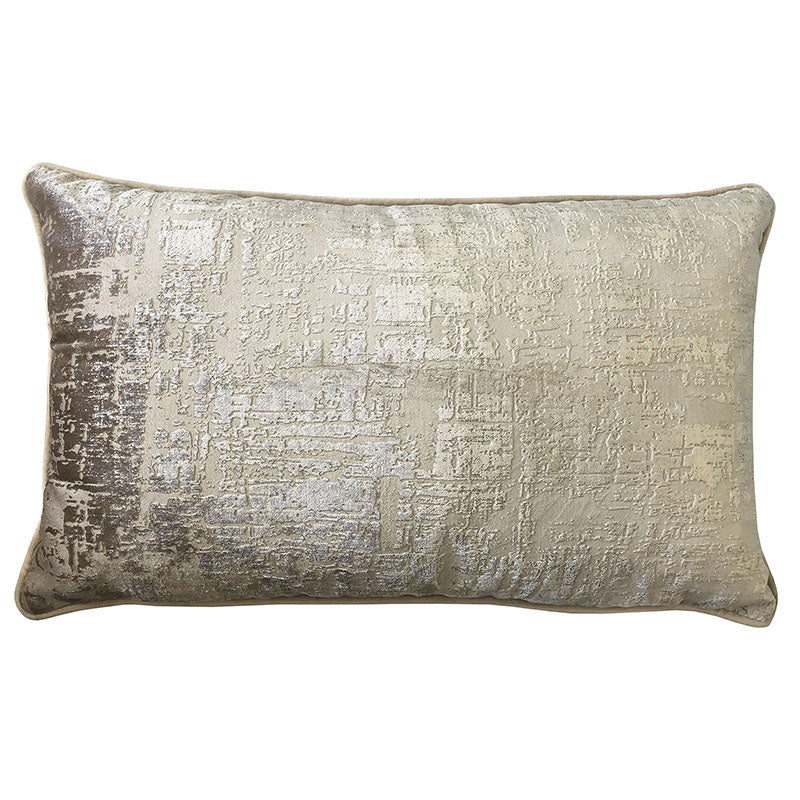 Halston Pillows | Size 16x26 | Color Beige