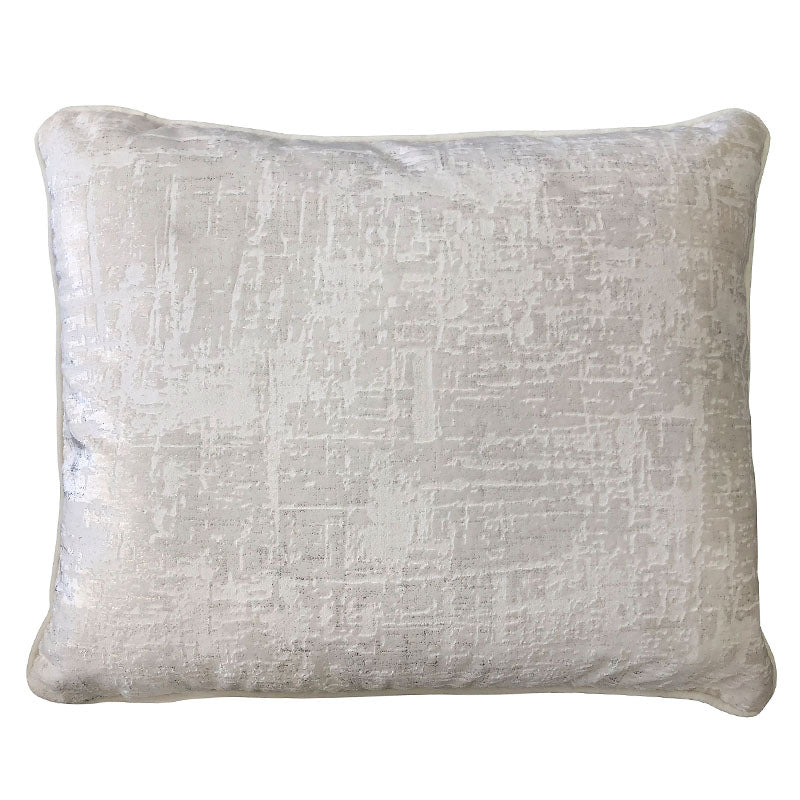 Halston Pillows | Size 18X22 | Color White