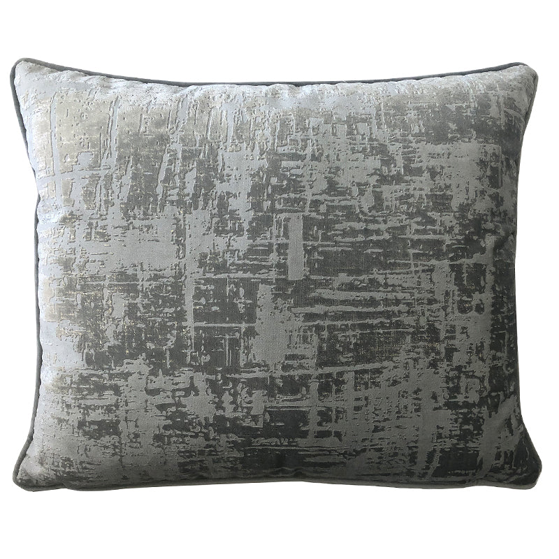 Halston Pillows | Size 18X22 | Color Silver