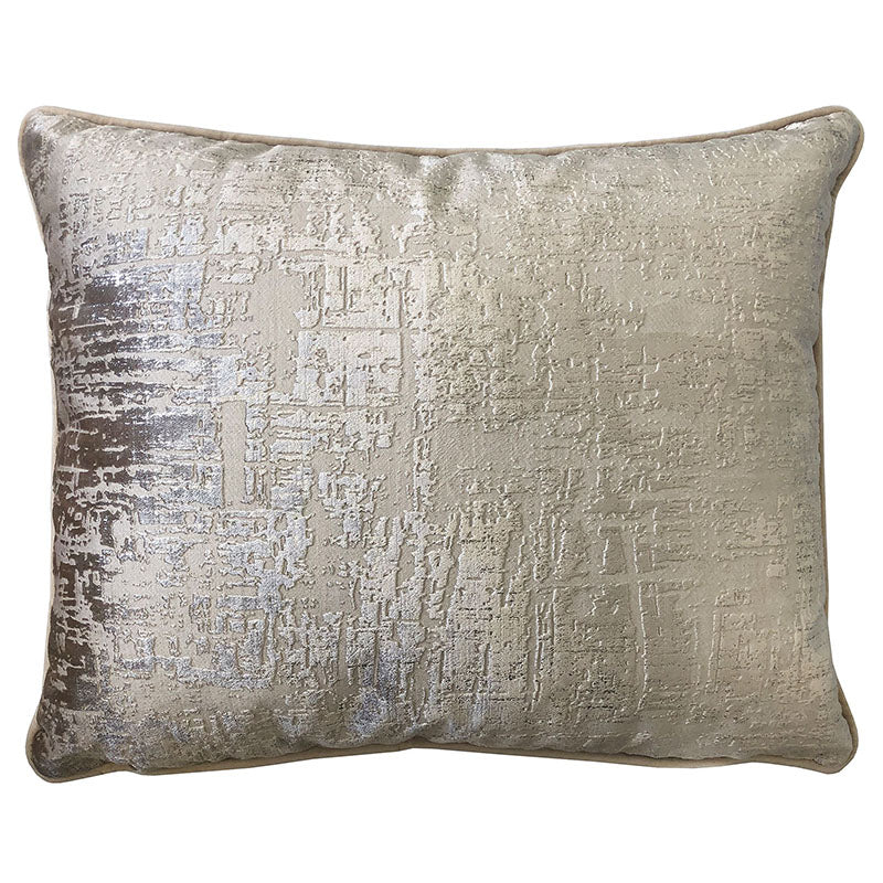 Halston Pillows | Size 18X22 | Color Beige