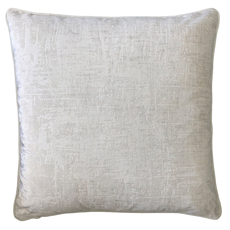 Halston Pillows | Size 23X23 | Color White