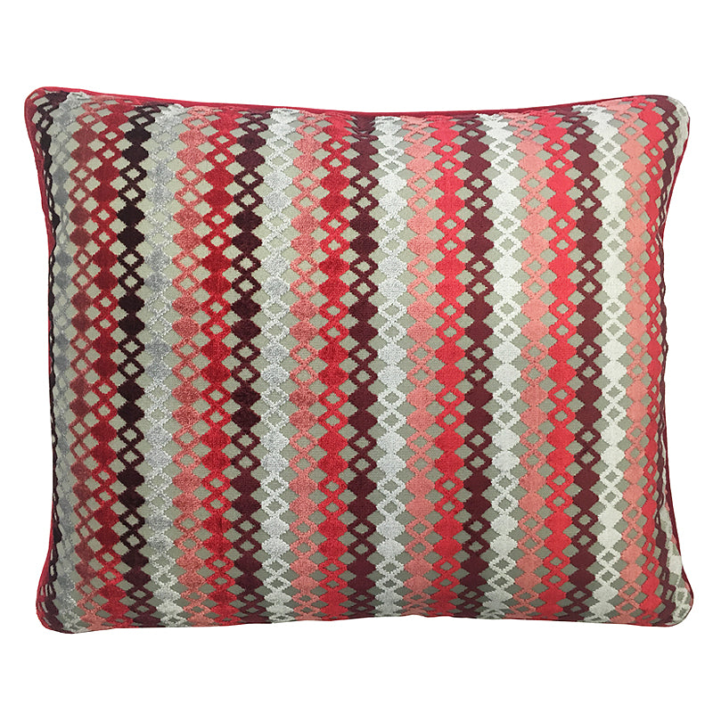 Harvy Pillow | Size 20X24 | Color Red