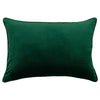 Jackson Pillows | Size 18X26 | Color Emerald