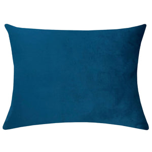 Jacobson Pillow | Size 18X24 | Color Navy