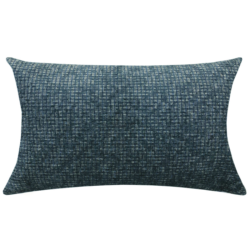 Jacobson Pillow | Size 18X30 | Color Navy