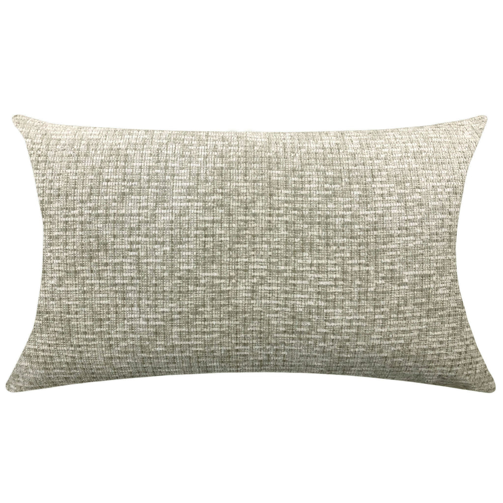 Jacobson Pillow | Size 18X30 | Color Ivory