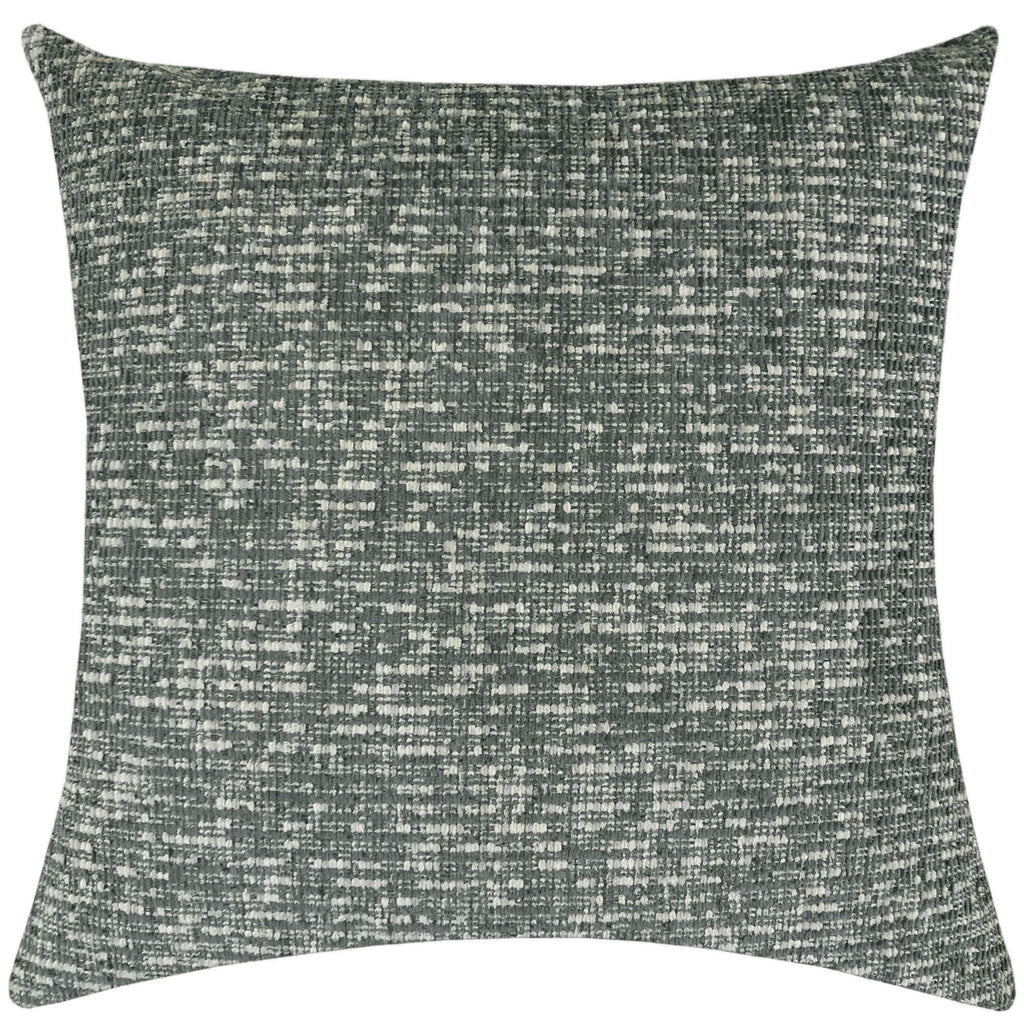 Jacobson Pillow | Size 23X23 | Color Gray