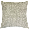 Jacobson Pillow | Size 23X23 | Color Ivory