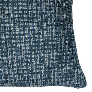Jacobson Pillow | Size 23X23 | Color Navy