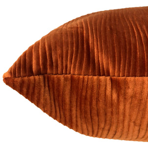 Jillian Pillow | Size 18x24 | Color Spice