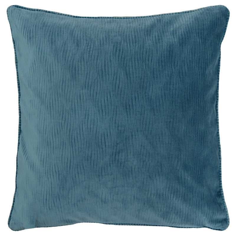 Jillian Pillow | Size 23X23 | Color Denim
