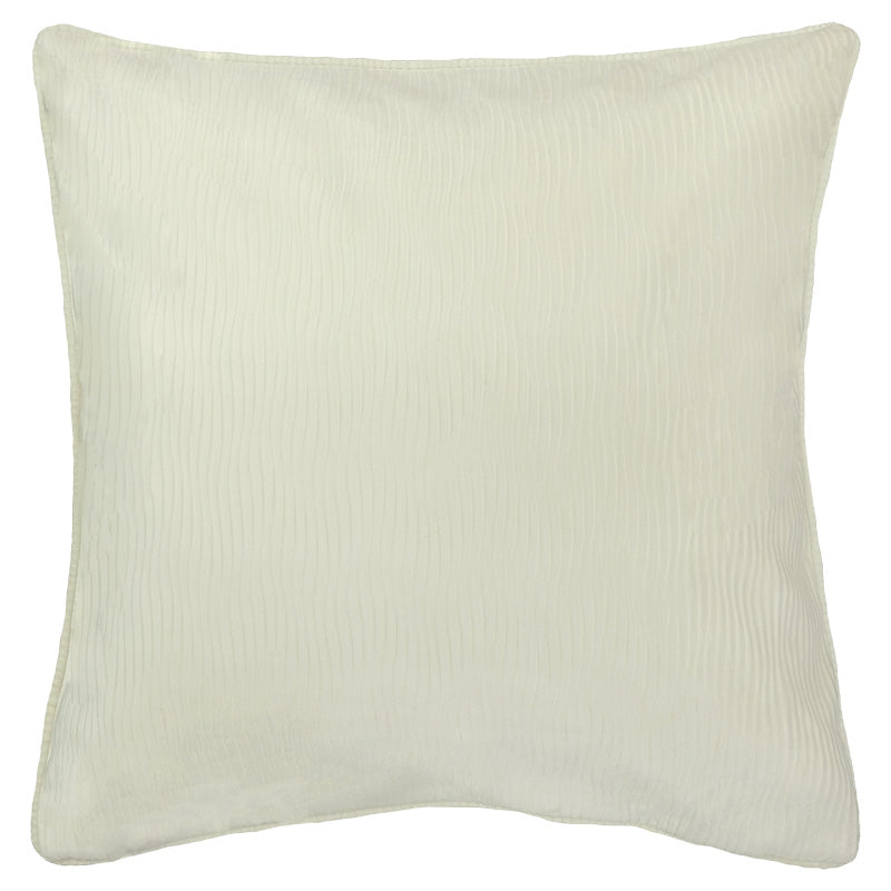 Jillian Pillow | Size 23X23 | Color Ivory