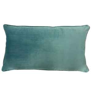 Joelle Pillow | Size 16X28 | Color Cerulean