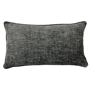 Joelle Pillow | Size 16X28 | Color Gray
