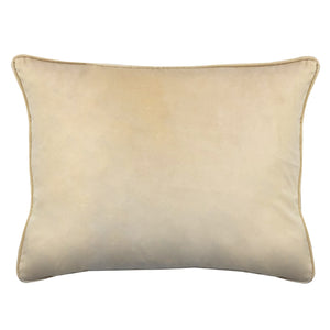 Joelle Pillow | Size 18X22 | Color Cream