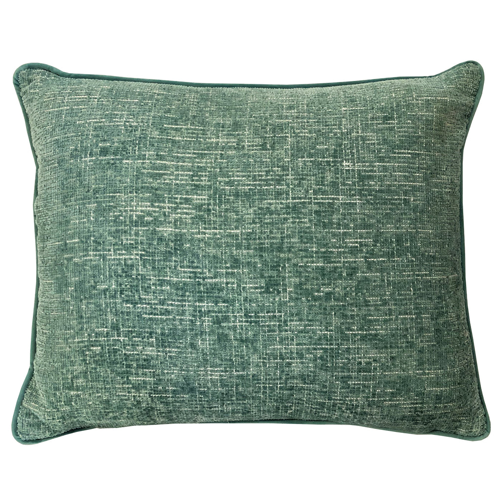 Joelle Pillow | Size 18X22 | Color Spa