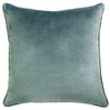 Joelle Pillow | Size 23X23 | Color Denim