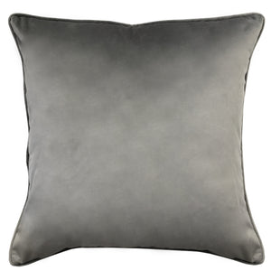 Joelle Pillow | Size 23X23 | Color Gray