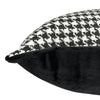 Jonah Pillows | Size 23X23 | Color Black