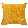 Joyce Pillow | Size 18X20 | Color Mustard