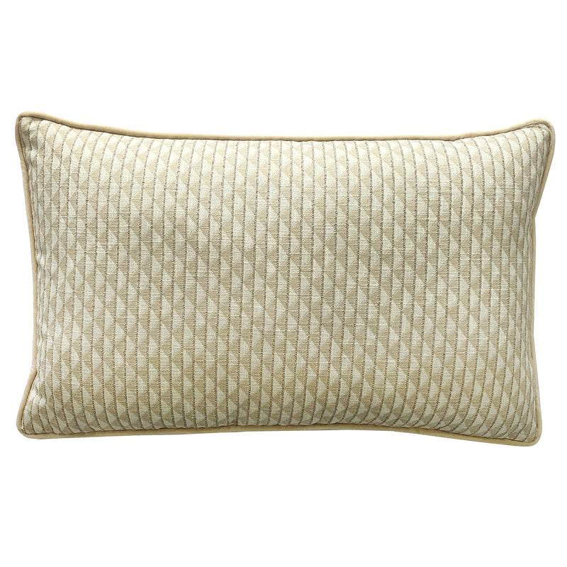 Kamali Pillows | Size 16x26 | Color Beige