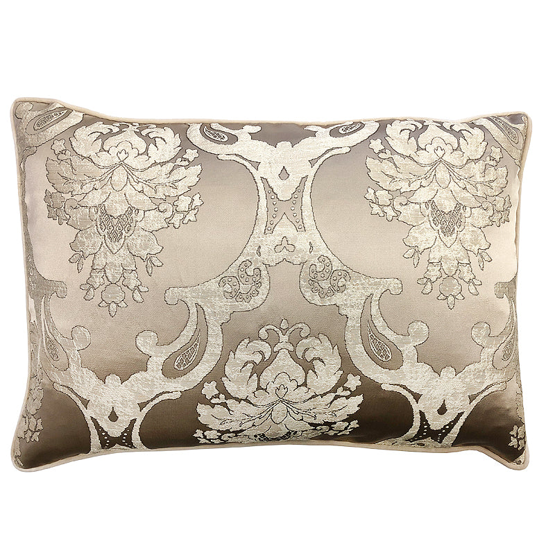 Katherine Pillow | Size 18x26 | Color Mocha