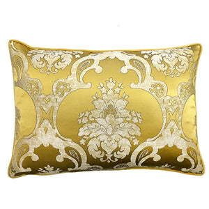Katherine Pillow | Size 18X26 | Color Gold