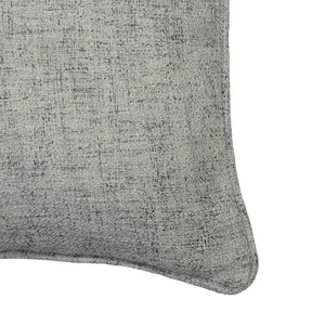 Katrina Pillows | Size 23X23 | Color Silver
