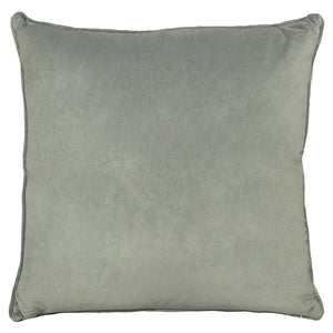 Kenny Pillow | Size 24X24 | Color Gray