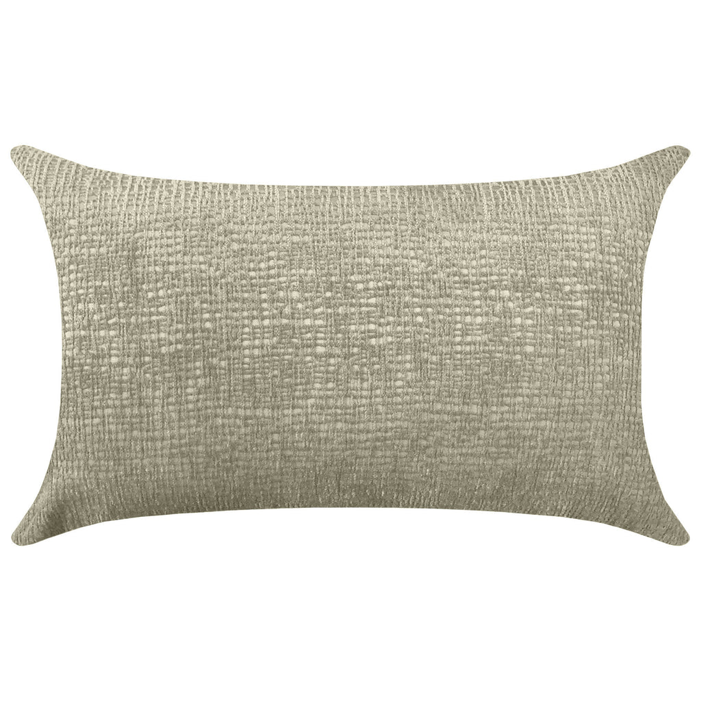 Kimia Pillow | Size 16X26 | Color Pewter