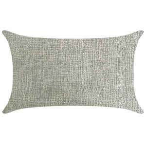 Kimia Pillow | Size 16X26 | Color Silver